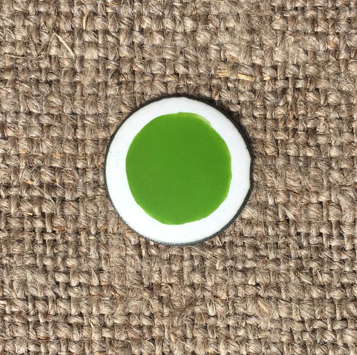 FERRO Краска надглазурная FERRO Sunshine №111244 зеленая липа