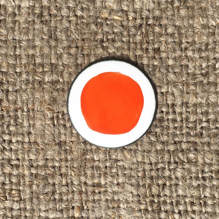 FERRO Краска надглазурная FERRO Sunshine №171250 оранжевая