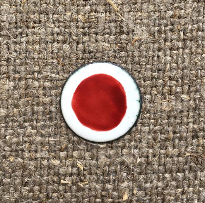 Дулево Краска надглазурная Дулево №62 темно-красная