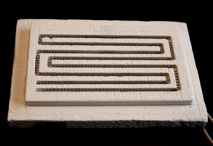 TSMP Ltd. Нагревательный элемент сменный для модели R14-Q NEW