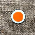 Дулево Краска надглазурная Дулево №5625 оранжевая