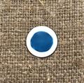 SHINCERAMIC Краска надглазурная SHINCERAMIC №SF58 Синий циан
