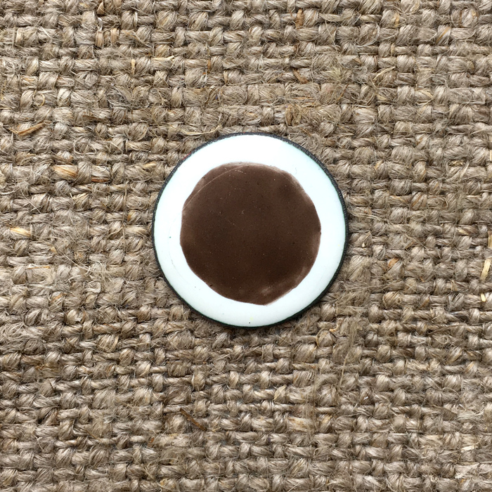 Дулево Краска надглазурная Дулево №5097 темно-коричневая