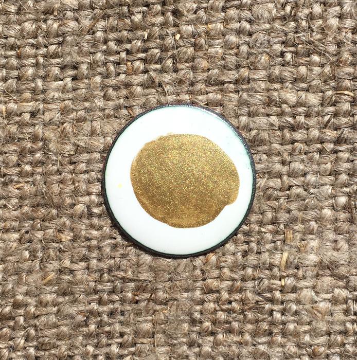 Дулево Краска надглазурная Дулево №5030 металлик под старое золото