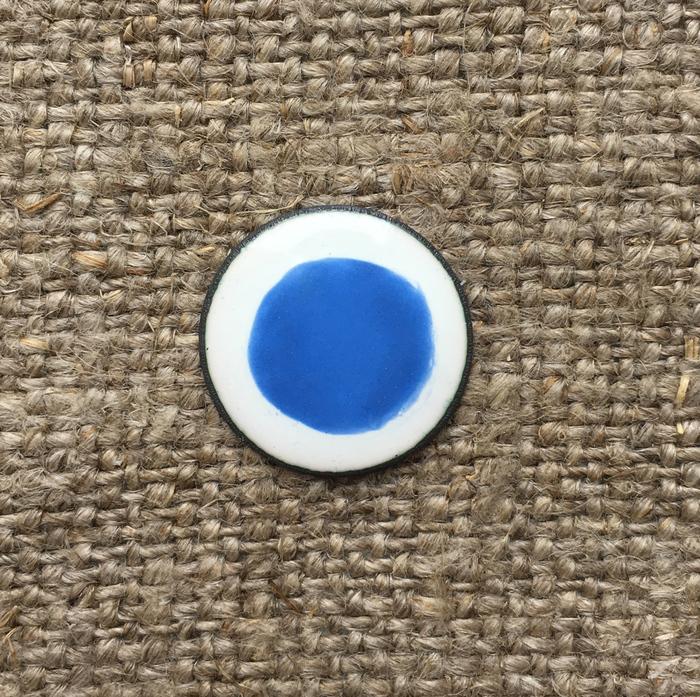 Дулево Краска надглазурная Дулево №5595 голубая