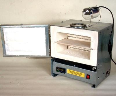 TSMP Ltd. Печь муфельная R14-CAM с цифровой видеокамерой