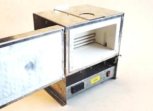 TSMP Ltd. Печь муфельная R14-W для прокалки опок