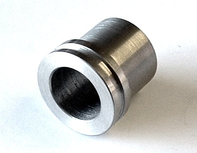 TSMP Ltd. Тигель металлический Long-Life 4 OZ (124 гр. чистого золота)