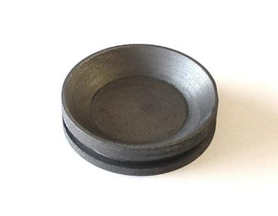 TSMP Ltd. Тигель-чашка графитовый для плавки на открытом огне 75 мм
