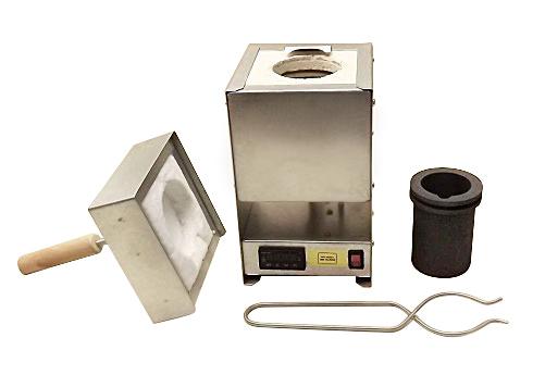 TSMP Ltd. Печь для плавки металлов (золото 3100 гр) R9D-100