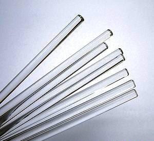 TSMP Ltd. Палочка кварцевая для размешивания металла 150 мм