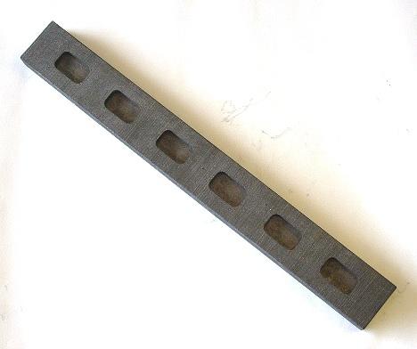 TSMP Ltd. Литейная форма 6х1 OZ/31 гр. чистого золота