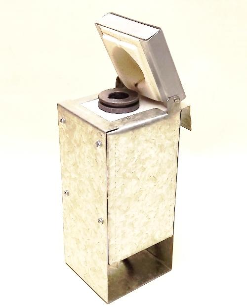 TSMP Ltd. Печь для плавки металлов (золото 3Oz/90 гр.) R-9 MINI