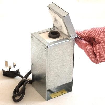 Как сделать муфельную печь своими руками для плавки золота 23