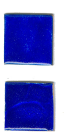 SCHAUER Эмаль Прозрачная синяя Сапфир №168 молотая 10 гр.