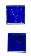 Milton Bridge Эмаль Прозрачная синяя Мазарине №330 молотая 10 гр.